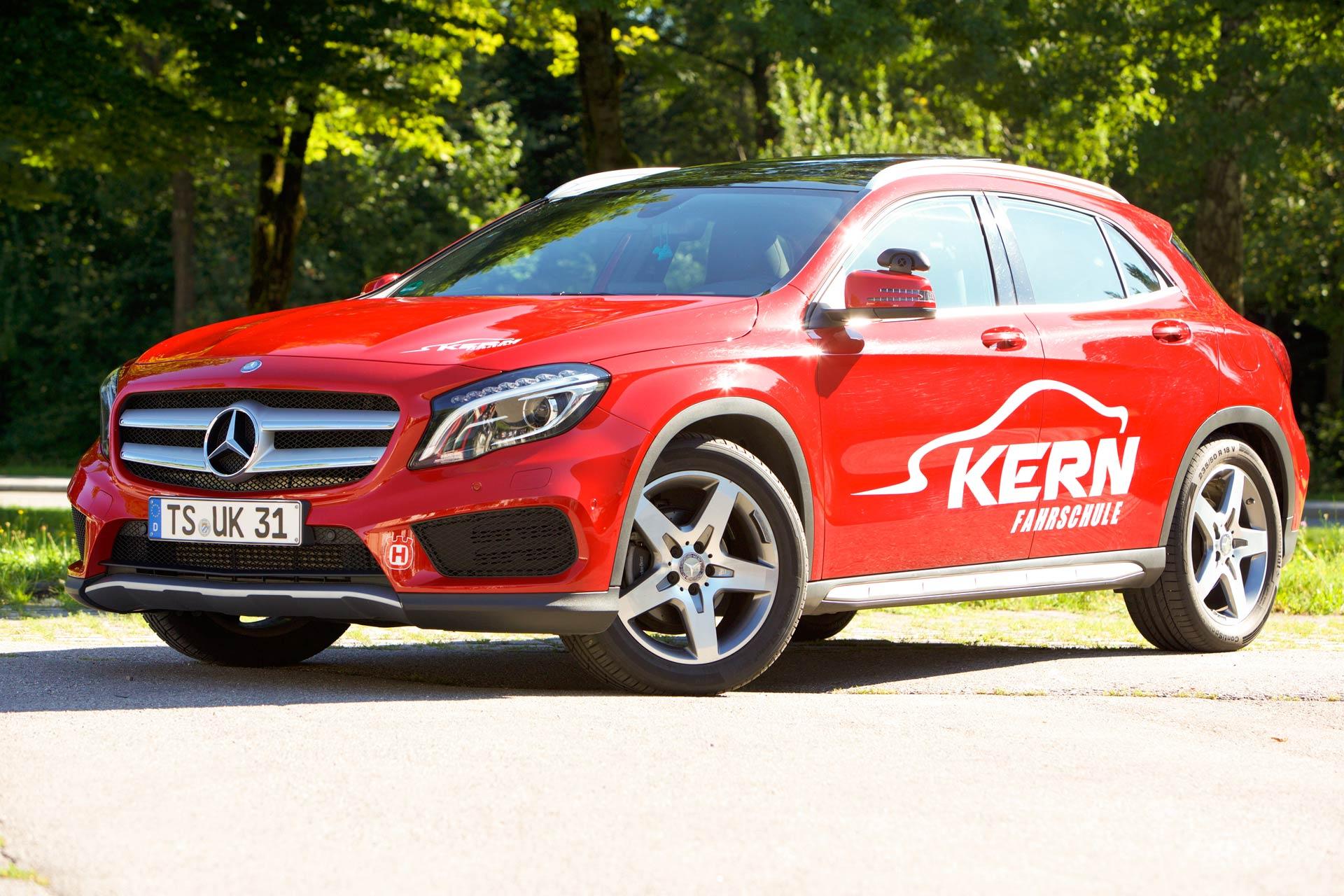 Mercedes Benz GLA für Klasse B