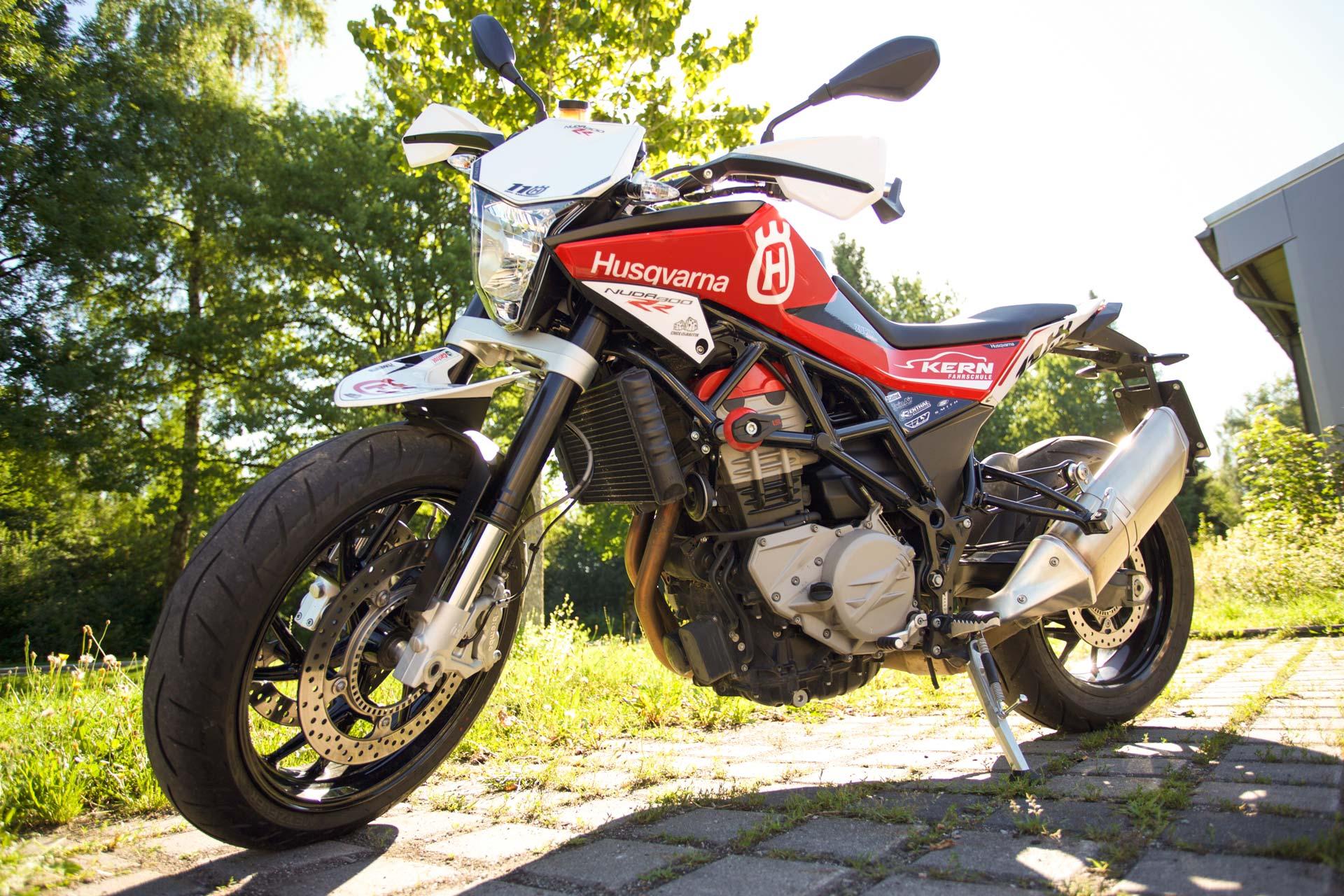 Husqvarna Nuda 900 für Klasse A
